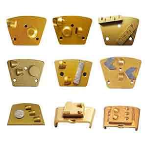 Diamond Grinding Plate-PCD system