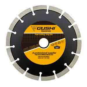 Dry Cutting Segmented Diamond Saw Blade