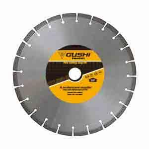 Laser welded diamond blade