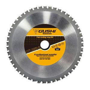 TCT saw blade for cutting aluminium profile
